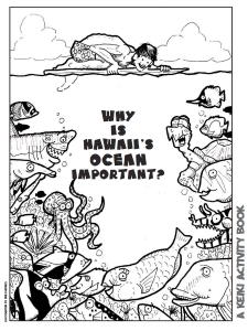Plastic Pollution Coloring Pages